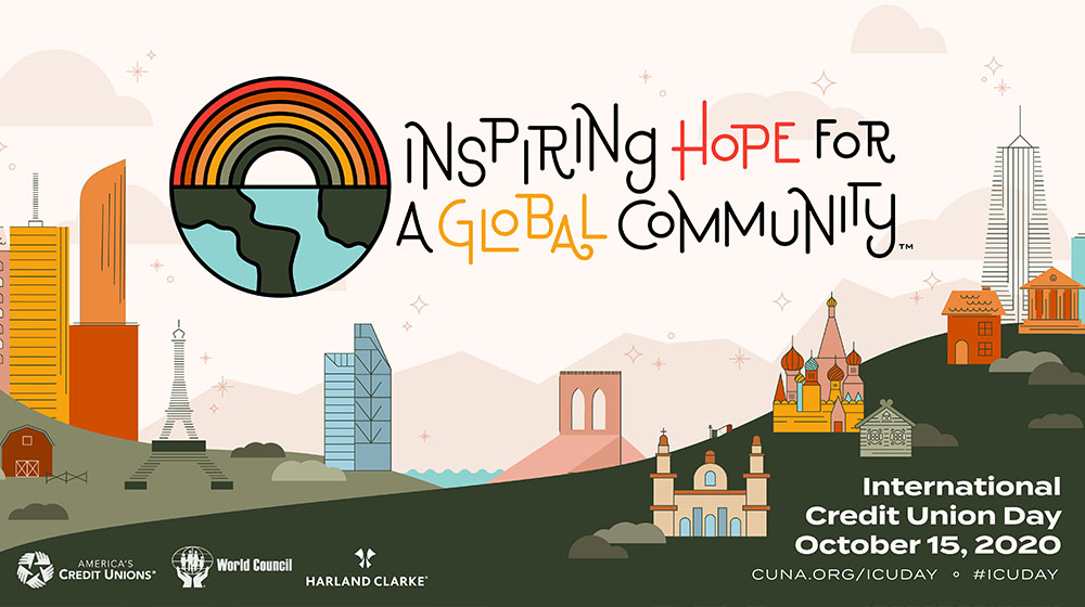 inspiring hope for a global community graphic