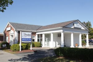 Freedom Credit Union Greenfield branch