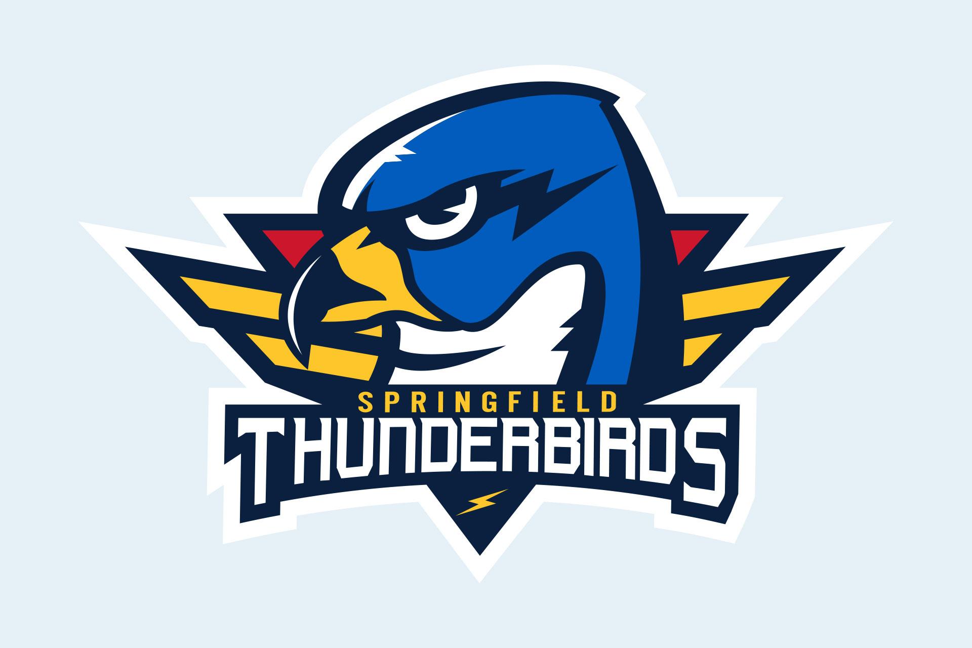 Springfield Thunderbirds logo